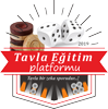 Tavla Eğitim Platformu Logo
